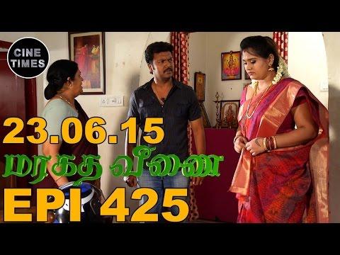 Marakatha Veenai 23-06-2015 Sun Tv Serial