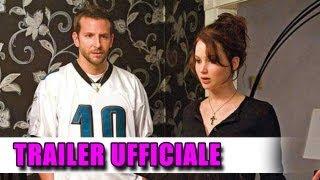 Il Lato Positivo - Silver Linings Playbook Trailer Italiano - Bradley Cooper, Jennifer Lawrence