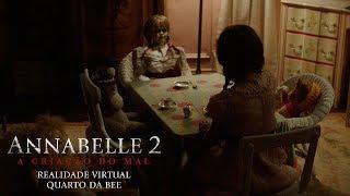 """Video Annabelle 2: A Criação do Mal - Realidade Virtual """"Quarto da Bee"""" MP3, 3GP, MP4, WEBM, AVI, FLV Oktober 2018"""