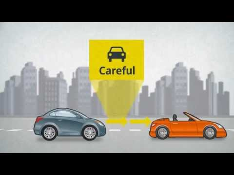 Video of iOnRoad Augmented Driving Pro