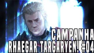 O vídeo de hoje é o quarto episódio da Campanha com o Rhaegar Targaryen após a Rebelião do Robert. Nesse episódio Rhaegar irá enfrentar alguns problemas como...