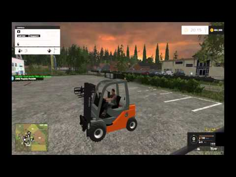 Toyota Forklift v1.0