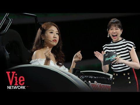 Cô Gái Hàn Quốc Siêu Dễ Thương Trong Màn Đối Đáp Với Hari Won | VieTalents Official - Thời lượng: 6:05.