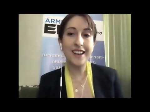 Մաս 9. Օլեսյա Տոլոչկո, ԱՃԹՆ-ի միջազգային քարտուղարություն և Լուսինե Թովմասյան, ԱՃԹՆ-ի հայաստանյան քարտուղարություն, ԱՃԹՆ-ի 2-րդ զեկույցի ներկայացման առցանց համաժողով