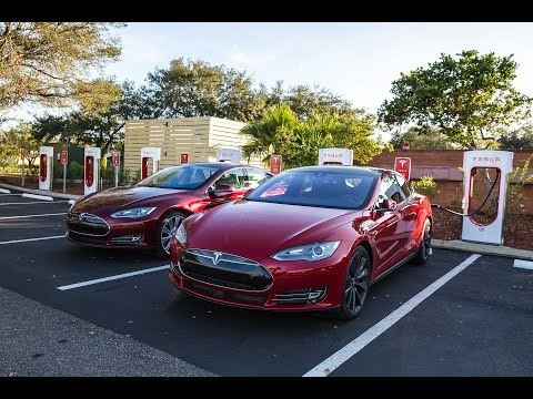 Tesla Model S P85D Delivery Walkthrough and Review