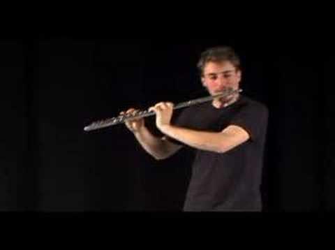 عزف رائع على الة الفلوت مع دمج الايقاع...