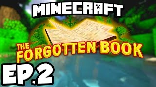 Minecraft: THE FORGOTTEN BOOK Ep.2 - SACRIFICIAL ALTAR!!! (Custom Adventure Map)