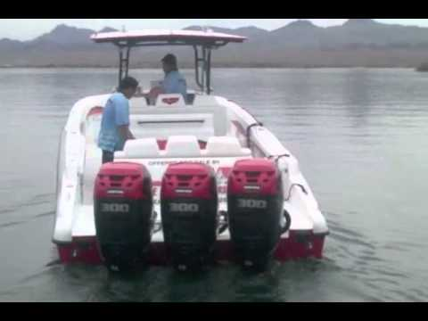 Spring Testing in Havasu 2012 - Day 3