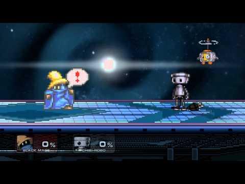 Super Smash Flash 2 v0.9b [All final smashes]