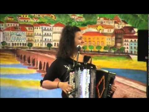 13-11-2011 CLAUDIA MARTINS e CACHADINHA ao desafio em Ivry Paris video 2.