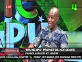 Download Lagu Exclusive interview with Prophet Dr. Kofi Oduro, Alabaster International Ministry Mp3 Free