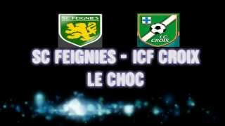 Feignies France  city photos gallery : Bande Annonce SC FEIGNIES - ICF CROIX COUPE DE FRANCE