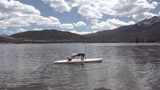 Dillon (CO) United States  city photo : Canoeing in Lake Dillon, Colorado, USA