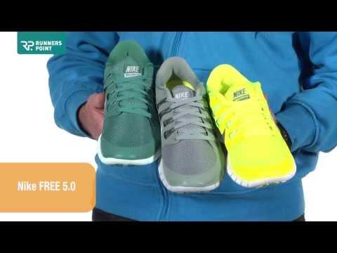 Damen Laufschuhe Nike Running FREE 5.0+