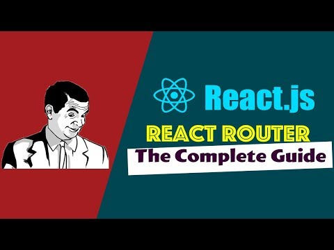 React Router Complete Guide (Route, Link, NavLink, Redirect, Prompt )