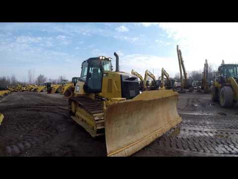 Caterpillar TRACTOARE CU ŞENILE D6K2LGP equipment video XRgFDoB4eNo