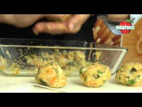 polpette di verdura vegane - ricetta