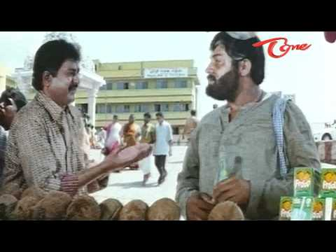 Sudhakar Fabulous Comedy Scene With Srihari