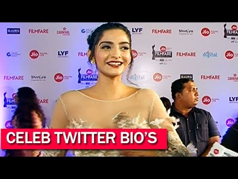 Sonam Kapoor Describes Herself As Young & Not So Y