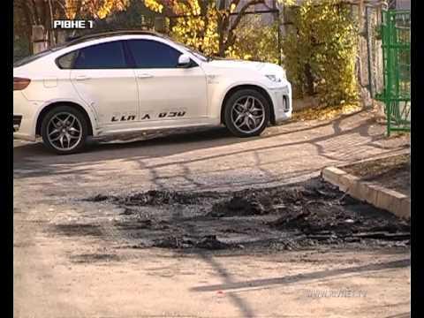 З початку року у Рівному підпалили 16 автомобілів [ВІДЕО]