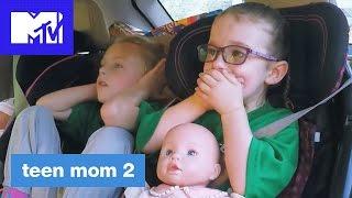 'Leah Loses It' Official Clip   Teen Mom 2 (Season 7B)   MTV