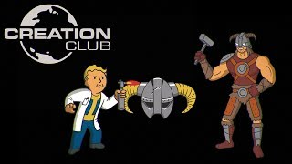 Обложка видео Creation Club платные моды