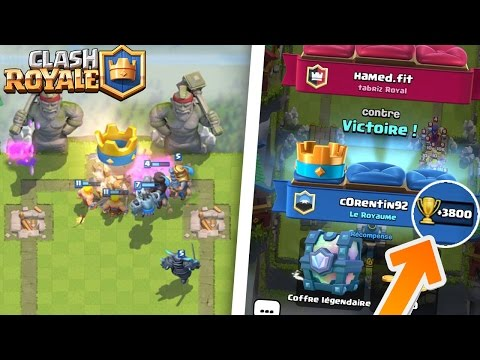 Search result youtube video monter l gende for Deck arene 7 miroir