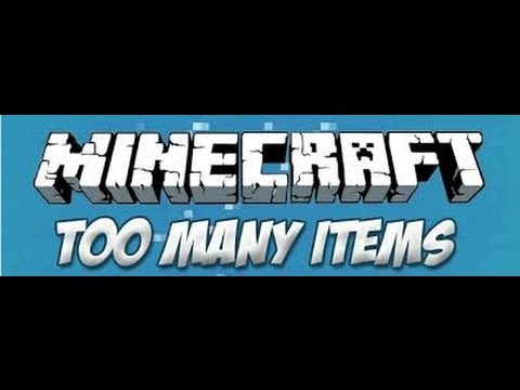 how to install tomanyitems for 1.7.2