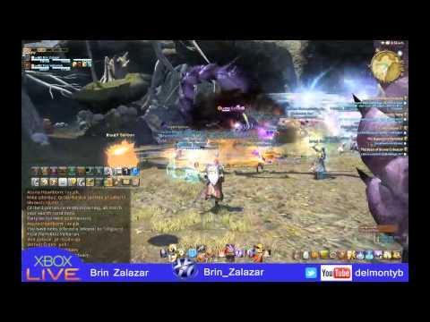 Final Fantasy XIV: Hunting Gritab