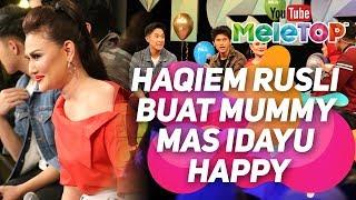 Video Haqiem Rusli buat mummy Mas Idayu happy | Aziz Harun, Haqiem Rusli, Mas Idayu, Nabil & Neelofa MP3, 3GP, MP4, WEBM, AVI, FLV Januari 2019