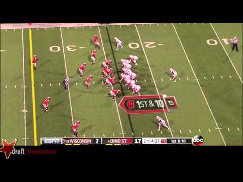 Tyler Marz vs Ohio St. 2013 video.