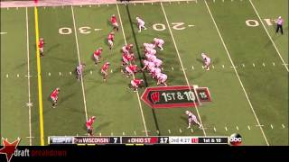 Ryan Groy vs Ohio State (2013)
