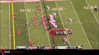 Ryan Groy vs Ohio State (2013)