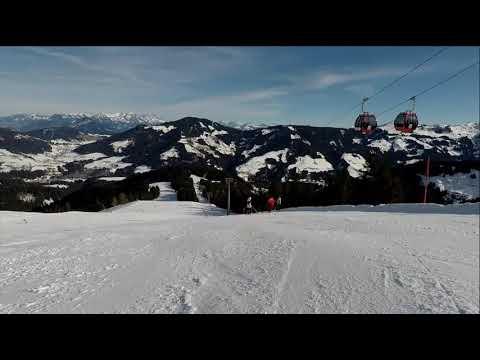 Ski Juwel červená 2 2020