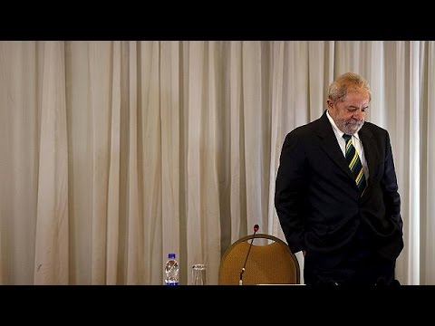 Βραζιλία: Στο εδώλιο ο Λούλα Ντα Σίλβα