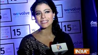Lakme Fashion Week: Kajol on Manish Malhotra collection