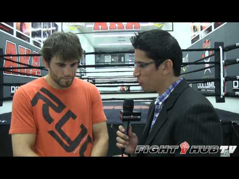 "Jon Fitch ""Not in any mood to be friendly with BJ Penn"" Talks depression due to injury"
