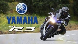 9. Yamaha YZF R3 2016: Prueba a fondo [Full HD]