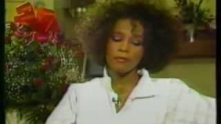 Whitney Houston Ebony Interview (1987)