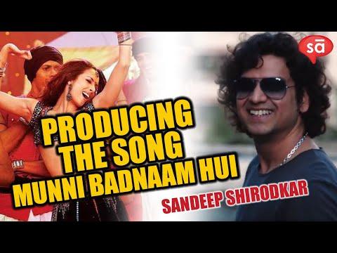 Video Munni Badnaam Hui song production by Sandeep Shirodkar || SudeepAudio.com download in MP3, 3GP, MP4, WEBM, AVI, FLV January 2017