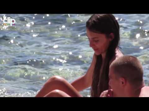 ZANOSNA Anastasija blista na moru!