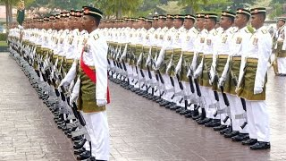 Video Honour Guard for new Malaysian Deputy Defence Minister MP3, 3GP, MP4, WEBM, AVI, FLV September 2019