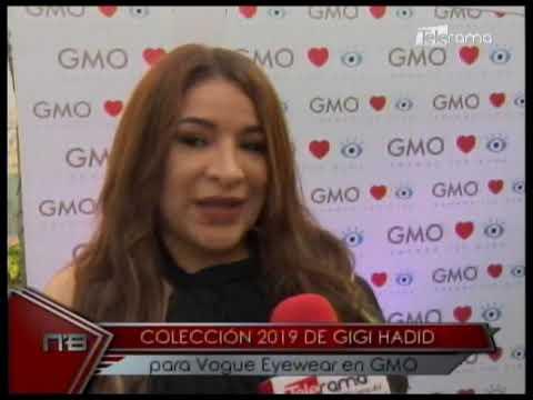 Colección 2019 de Gigi Hadid para Vogue Eyewear en GMO