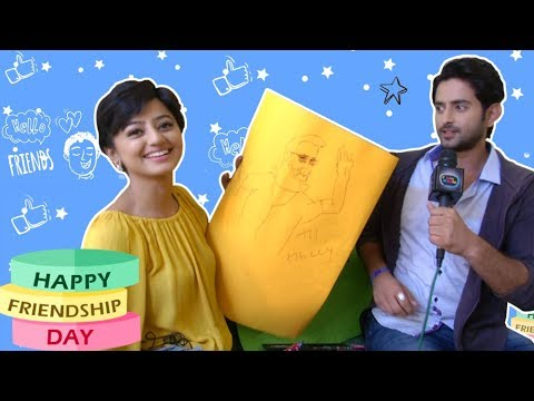 Helly Shah aka Devanshi And Mudit Nayar aka Vardha