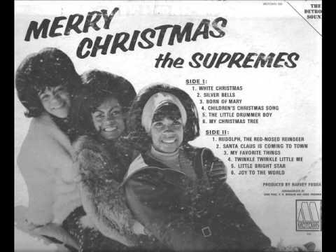 Tekst piosenki The Supremes - White Christmas po polsku