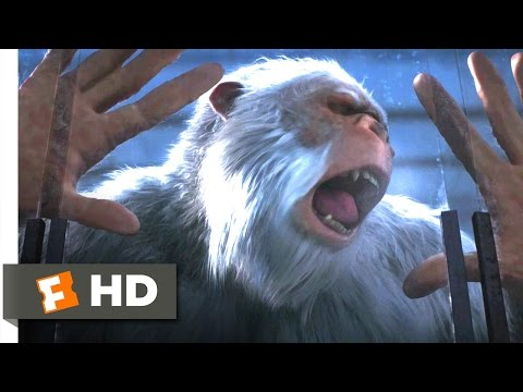 Goosebumps (2/10) Movie CLIP - Sucked Back Into the Book (2015) HD