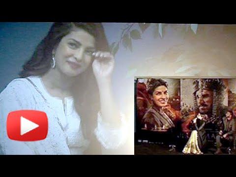 Priyanka Chopra In Tears While Talking About Bajir