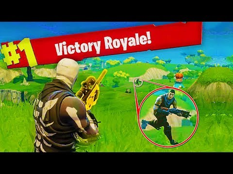 FINALLY! My First Solo _1 Victory (Fortnite Battle Royale)