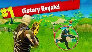 FINALLY! My First Solo #1 Victory (Fortnite Battle Royale)