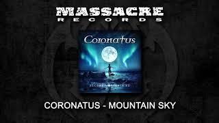 CORONATUS y su  video  Mountain Sky de su proxímo lanzamiento  Secrets Of Nature .